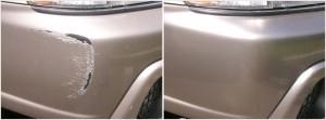austin bumper-repair repairs